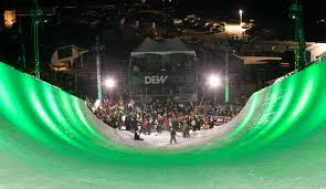 The superpipe at Breckenridge