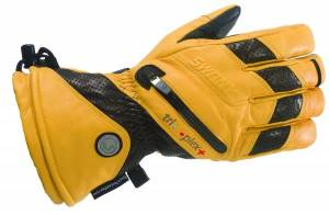 One of the new gloves with Touchtek leather coming out this fall from Swany
