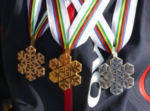 World Championships Medals